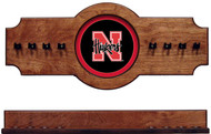 Nebraska Cornhuskers 2-piece Hanging Rack