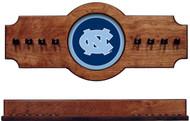 North Carolina Tar Heels 2-piece Hanging Rack