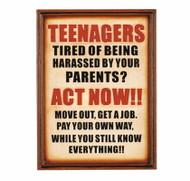 Outdoor D_cor Teenagers