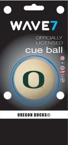 Oregon Ducks Cue Ball