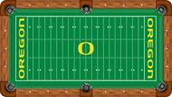 Oregon Ducks Billiard Table Felt - Professional 3