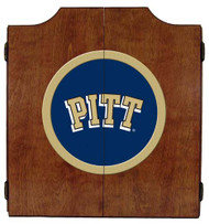 Pittsburgh Dart Board Cabinet