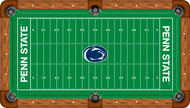 Penn State Nittany Lions Billiard Table Felt - Recreational