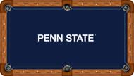 Penn State Nittany Lions Billiard Table Felt - Professional 1