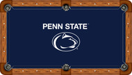 Penn State Nittany Lions Billiard Table Felt - Recreational 3