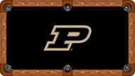 Purdue Boilermakers Billiard Table Felt - Professional 2