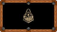 Purdue Boilermakers Billiard Table Felt - Professional 4