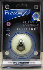 Purdue Boilermakers Cue Ball