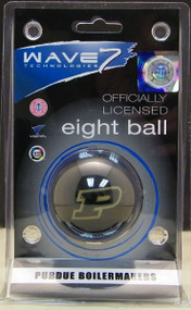 Purdue Boilermakers Eight Ball