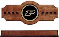 Purdue Boilermakers 2-piece Hanging Cue Rack