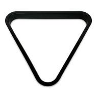 Economy Black Plastic Pool Ball Triangle