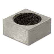 Aluminum Cue Tip Scuffer