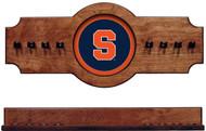 Syracuse Orange Hanging Cue Rack