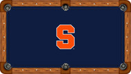Syracuse Orange Billiard Table Felt - Recreational 1