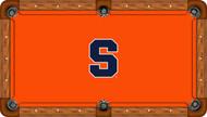 Syracuse Orange Billiard Table Felt - Recreational 2