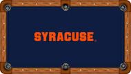 Syracuse Orange Billiard Table Felt - Recreational 3