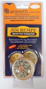 Jim Rempe Training Ball by Aramith