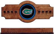 Florida Gators 2-piece Hanging Cue Rack
