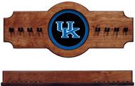 Kentucky Wildcats 2-piece Hanging Cue Rack 1