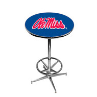 Mississippi   Pub Table with Foot Ring Base