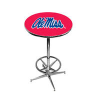Mississippi   Pub Table with Foot Ring Base 1