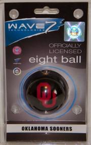 Oklahoma Sooners 8 Ball