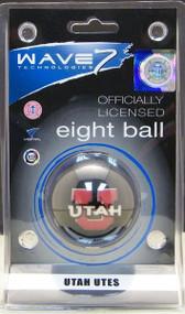 Utah Utes 8 Ball