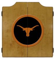 Texas Dart Board Cabinet