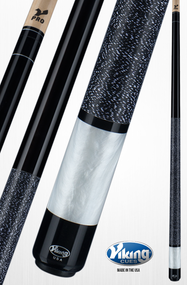 Viking Pool Cue A284 - Midnight Black Stain