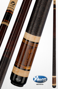Viking Pool Cue A350 Coffee Stain