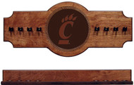 Cincinnati Bearcats Cue Rack - Medallion Series