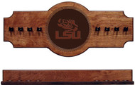 LSU Tigers Cue Rack - Medallion Series