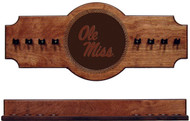 Mississippi Rebels Cue Rack - Medallion Series