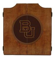Baylor Bears Dart Cabinet - Medallion Series
