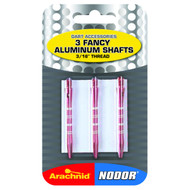 Nodor Three Fancy Aluminum Shafts