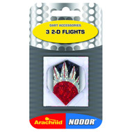 Nodor Three 2-D Flights