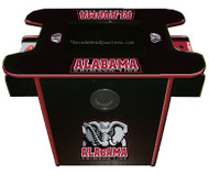 Alabama Arcade Console Table Game