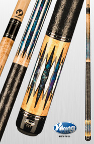 Viking Pool Cue A912