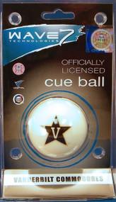 Vanderbilt Commodores Cue Ball