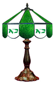 "North Dakota Fighting Hawks 14"" Table Lamp"