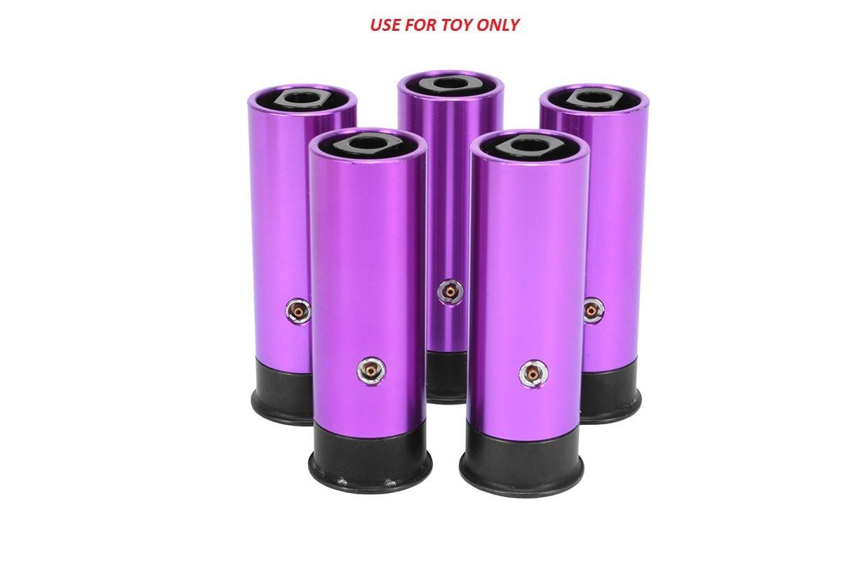 Airsoft PPS 5pcs Gas Shell for M870 Pump Action Shotgun