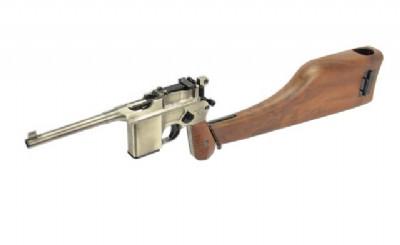 WE M712 GBB Pistol Airsoft ( SV ) GBB Pistol Airsoft