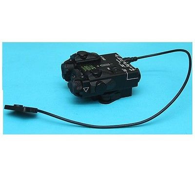 Details about  /G/&P PEQ-15A Red//IR Dual Laser Illuminator Designator GP959S SAND Toy Only