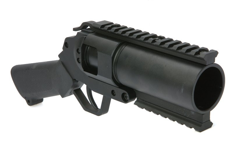CYMA 40mm Airsoft Pistol Grenade Launcher (M052)