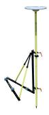 SECO ATV Pole Bracket System without Radio Antenna Bar