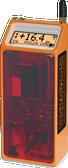 Laser Receiver LE-72 - ±0.1 mm