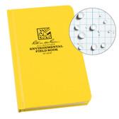 Rite In Rain- Environmental- Hard Cover- Field Book- No.550F