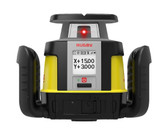 Leica Rugby CLA Active Rotary Laser w/ CLX 700 Function (6016032)