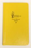 "Bogside Field Book 5X8"" 320M Case Bound - Yellow"
