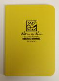 """Rite in the Rain - All-Weather Memo Book - No. 374-M - 4x5"""" Yellow"""